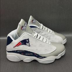 NFL New England Patriots Air Jordan 13 Shoes V3