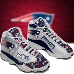 NFL New England Patriots Air Jordan 13 Shoes V4