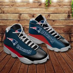 NFL New England Patriots Air Jordan 13 Shoes V5