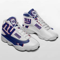 NFL New York Giants Air Jordan 13 Shoes V2