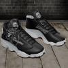 NFL Oakland Raiders Air Jordan 13 Shoes V3