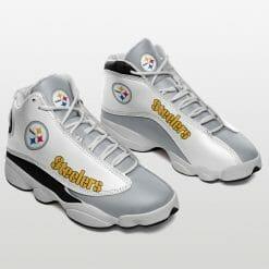 NFL Pittsburgh Steelers Air Jordan 13 Shoes V5