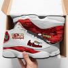 NFL San Francisco 49ers Air Jordan 13 Shoes V4