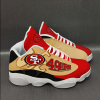 NFL San Francisco 49ers Air Jordan 13 Shoes V5