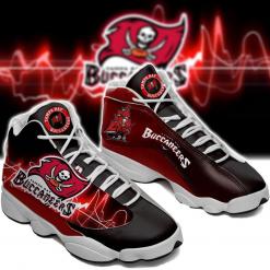 NFL Tampa Bay Buccaneers Air Jordan 13 Shoes V2