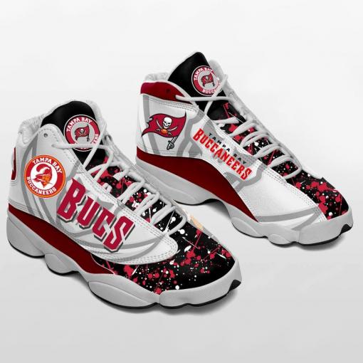 NFL Tampa Bay Buccaneers Air Jordan 13 Shoes V3