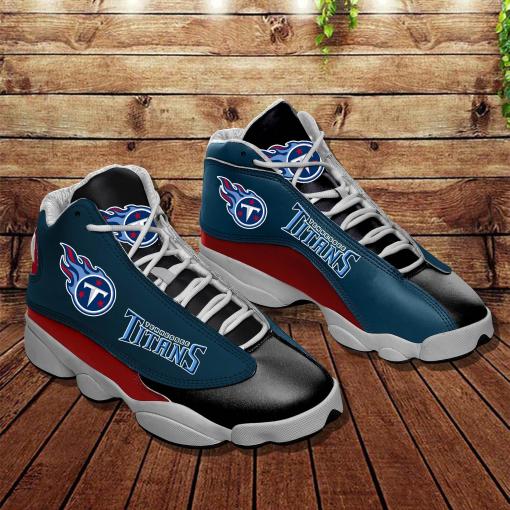 NFL Tennessee Titans Air Jordan 13 Shoes V3