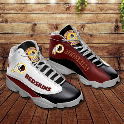 NFL Washington Redskins Air Jordan 13 Shoes V2