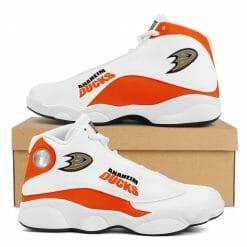 NHL Anaheim Ducks Air Jordan 13 Shoes V2