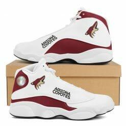 NHL Arizona Coyotes Air Jordan 13 Shoes V2