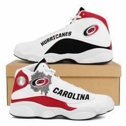 NHL Carolina Hurricanes Air Jordan 13 Shoes V2