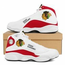 NHL Chicago Blackhawks Air Jordan 13 Shoes V2