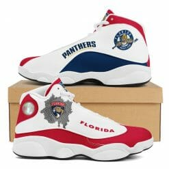 NHL Florida Panthers Air Jordan 13 Shoes V2