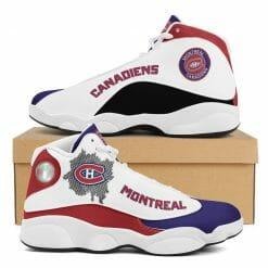NHL Montreal Canadiens Air Jordan 13 Shoes V2