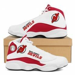 NHL New Jersey Devils Air Jordan 13 Shoes V2