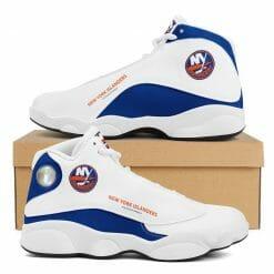 NHL New York Islanders Air Jordan 13 Shoes V2