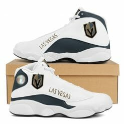 NHL Vegas Golden Knights Air Jordan 13 Shoes V2