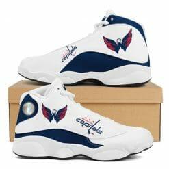 NHL Washington Capitals Air Jordan 13 Shoes V2