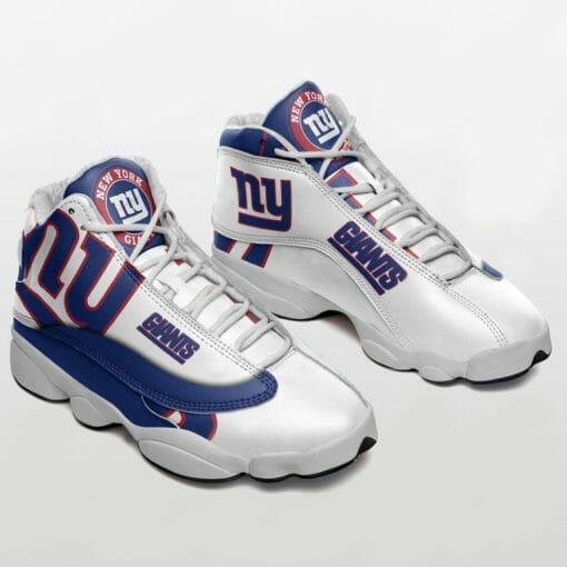 NFL New York Giants Air Jordan 13 Shoes