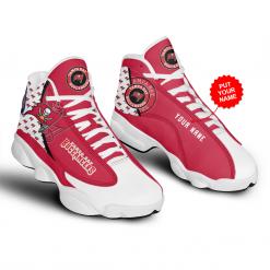 NFL Tampa Bay Buccaneers Air Jordan 13 Shoes Personalized V1