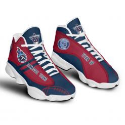 NFL Tennessee Titans Air Jordan 13 Shoes