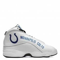 NFL Indianapolis Colts Air Jordan 13 Shoes