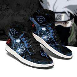 Naruto Anime Kakashi Hatake Air Jordan 1 Shoes V5