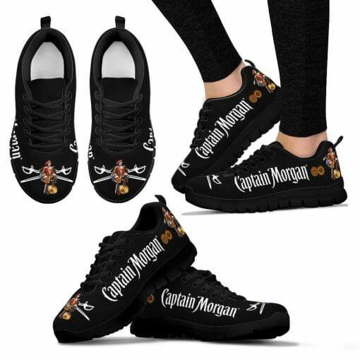 Captain Morgan Running Shoes