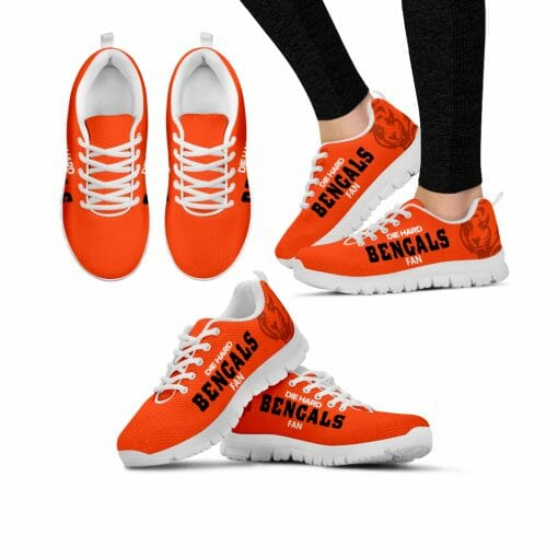 NFLCBengals Running Shoes Die Hard