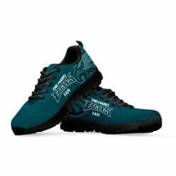NFL PEagles Running Shoes V1 Die Hard